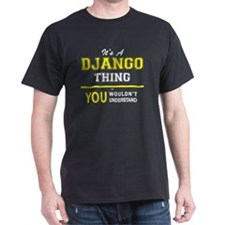 Cute Django T-Shirt