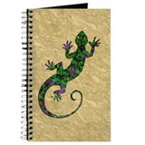 Ivy Green Gecko Journal