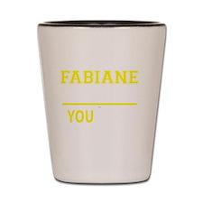 Cool Fabian Shot Glass