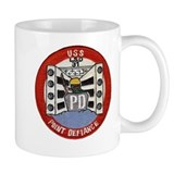 USS POINT DEFIANCE Coffee Mug