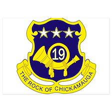 19th Infantry Regiment Invitations