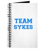 TEAM SYKES Journal