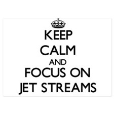 Keep Calm by focusing on Jet Streams Invitations