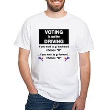votg-drivg-LTT T-Shirt
