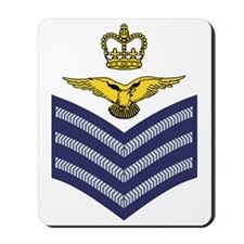 Flight Sergeant Aircrew<BR> Mousepad 3