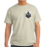 Flight Sergeant Aircrew<BR> Sand T-Shirt