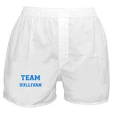 TEAM SULLIVAN Boxer Shorts