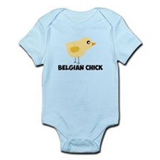Belgian Chick Body Suit