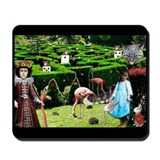 Croquet With The Queen Mousepad