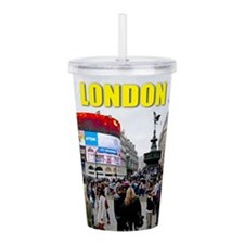 London Piccadilly Pro Acrylic Double-wall Tumbler