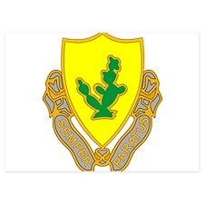 12th Cavalry Invitations