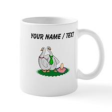 Custom Cartoon Ducks Mugs
