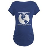 "Save the Earth, there is no ""Planet B"" T-Shirt"