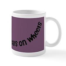 Cute Funny geeks sayings Mug