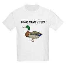 Custom Mallard Duck T-Shirt