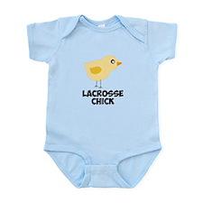 Lacrosse Chick Body Suit