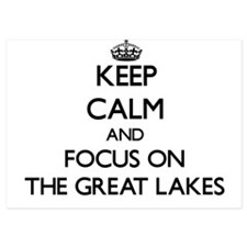 Keep Calm by focusing on The Great Lak Invitations