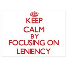 Keep Calm by focusing on Leniency Invitations