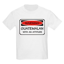 Attitude Guatemalan T-Shirt