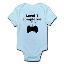 Level 1 Completed Body Suit