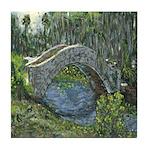 City Park Bridge Tile Coaster