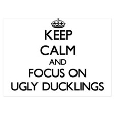 Keep Calm by focusing on Ugly Duckling Invitations