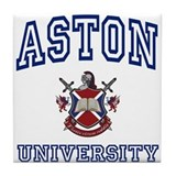 ASTON University Tile Coaster