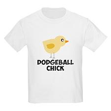 Dodgeball Chick T-Shirt