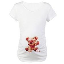 Pink Pig Shirt