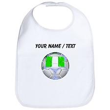 Custom Nigeria Soccer Ball Bib
