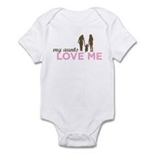 Aunt Infant Bodysuit
