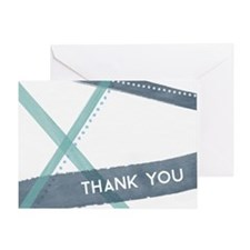 Watercolor Thank You Greeting Cards