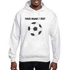 Custom Soccer Ball Hoodie