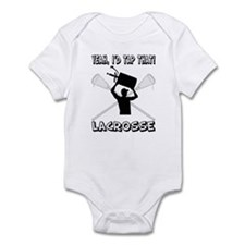 Lacrosse Tapper Infant Bodysuit