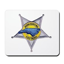 North Carolina State Patrol Mousepad