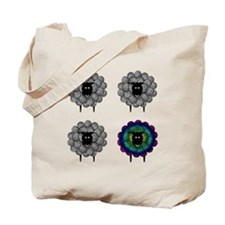 Unique Sheep Tote Bag