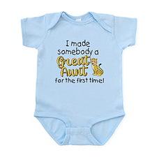 Great Aunt Infant Bodysuit