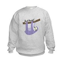 Just Hangin Sweatshirt