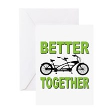 Better Together Greeting Cards