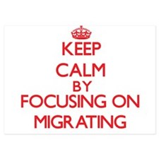 Keep Calm by focusing on Migrating Invitations