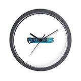 New City Outlaws  Wall Clock