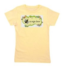 Cute Liver disease Girl's Tee