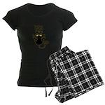 Haunted Haight Women's Cap Sleeve T-Shirt
