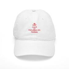 Keep Calm by focusing on Moping Baseball Cap