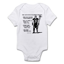 Lacrosse USG Quote 2 Infant Bodysuit
