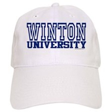 WINTON University Baseball Cap