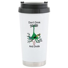 drunkDivideNeuron.tif Travel Mug