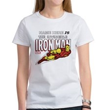 Personalized Invincible Iron Man Tee
