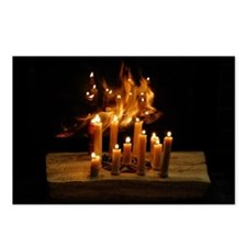 Fire Reflections Postcards (package Of 8)