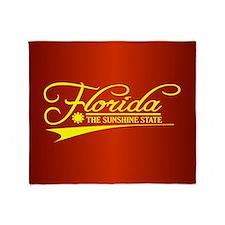 Florida State of Mine Throw Blanket